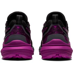 asics Gel-Trabuco 9 G-TX Shoes Women, negro/rosa